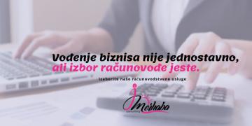 konsalting usluge računovodstvene usluge